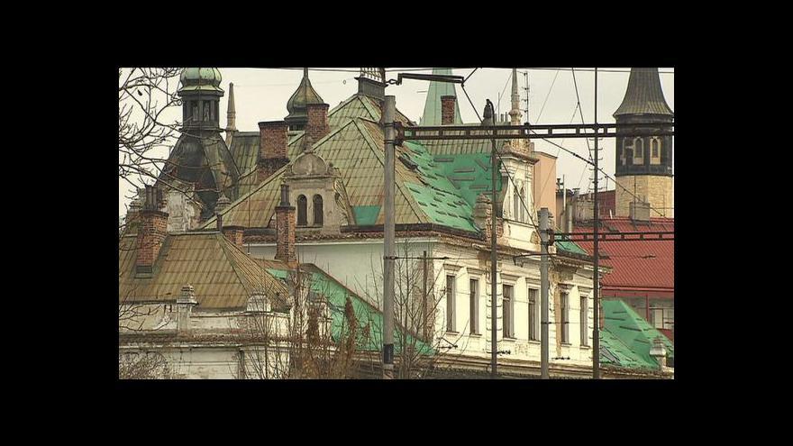 Video Petra Tachecí a Luděk Jíra o chátrajících nádražích