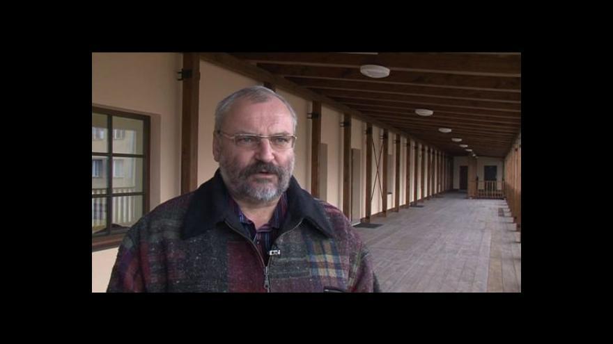 Video Starosta Veselí nad Moravou Miloš Kozumplík (ODS) o opravách