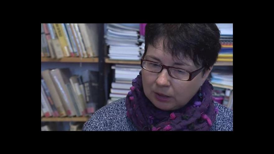 Video Rozhovor se Soňou Holečkovou