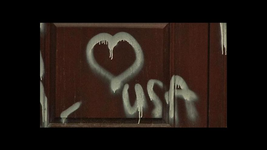 Video Memoriál popsali vandalové