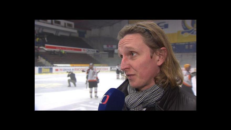 Video Rozhovor s trenérem Petrem Mokrejšem