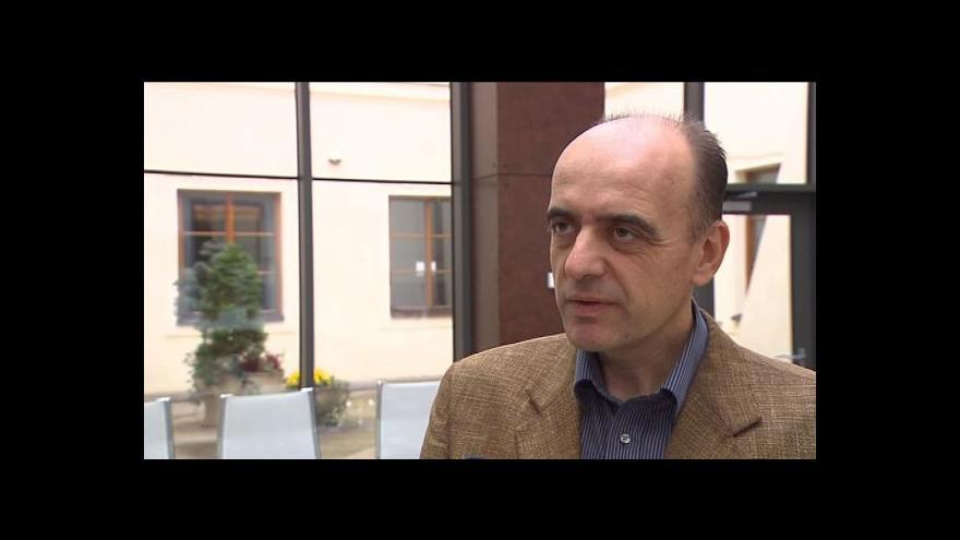 Video Jakub Hruška z Přírodovědecké fakulty Univerzity Karlovy
