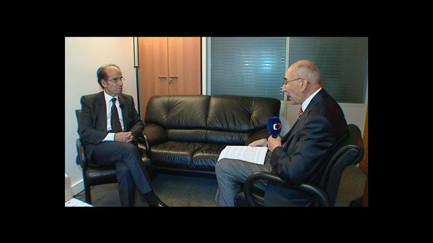 Video Rozhovor s ekonomem Jean-Paulem Fitoussim