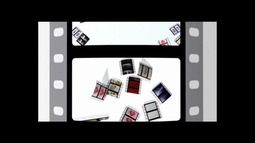 Video Jolka Krásná o filmových premiérách