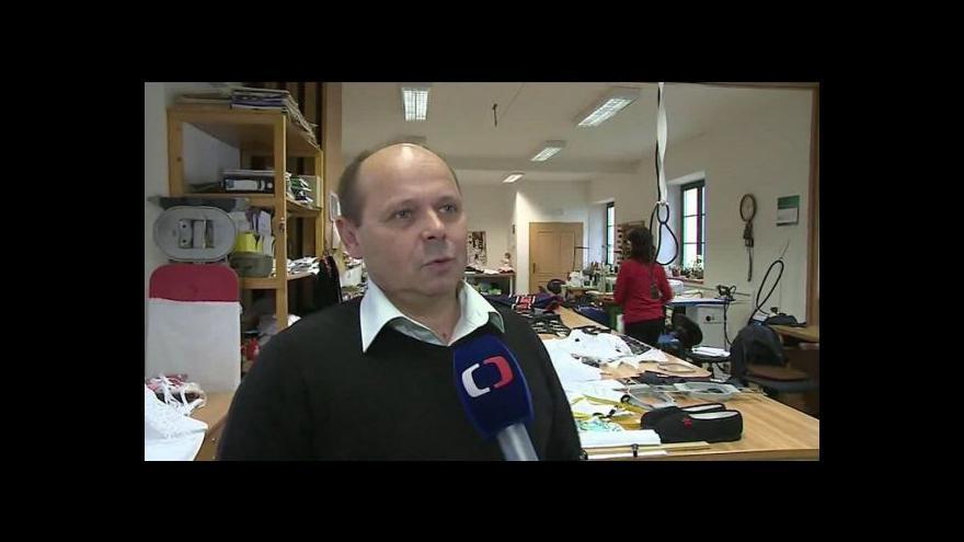 Video Hovoří Vlastimil Vaněk, předseda správní rady dílny