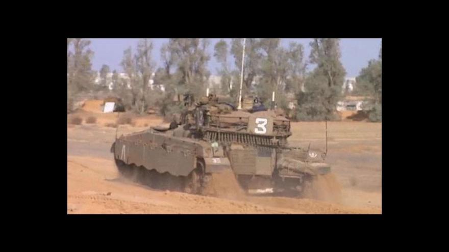 Video Gaza a Izrael přilévají do ohně, Clintonová a Ki-mun dál hasí
