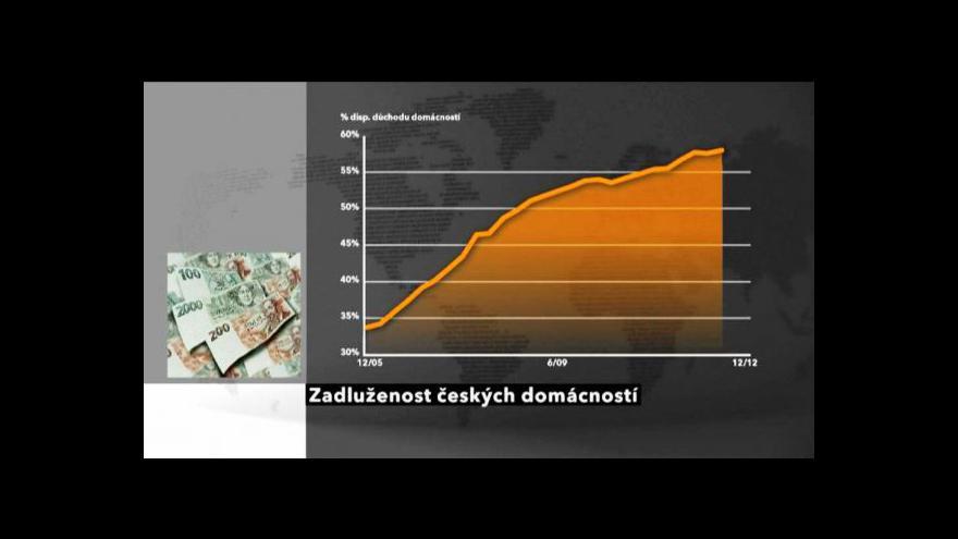 Video Reportáž Davida Havleny o odpojení dlužníků v Mýtě