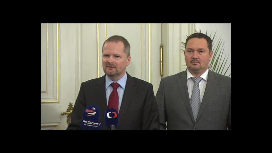 Video Brífink ministerstva školství k evropským dotacím