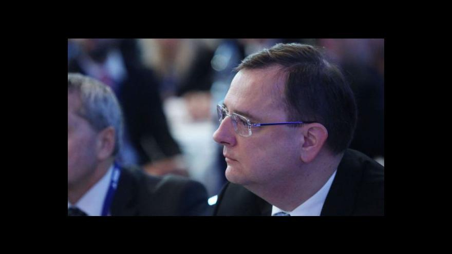 Video TK Petra Nečase k sKartám