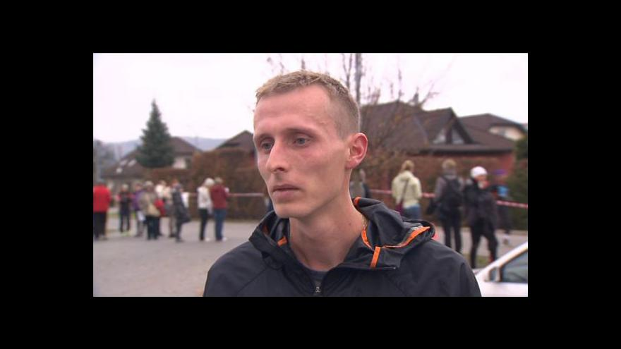 Video Rozhovor s vítězem Romanem Rudoleckým