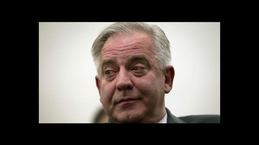 Video Rozhovor s politologem Filipem Tesařem
