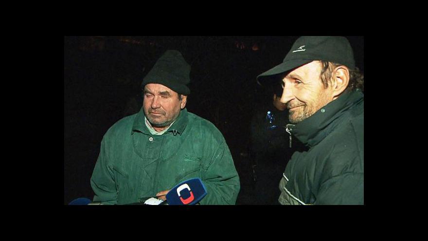 Video Reportáž Václava Štefana