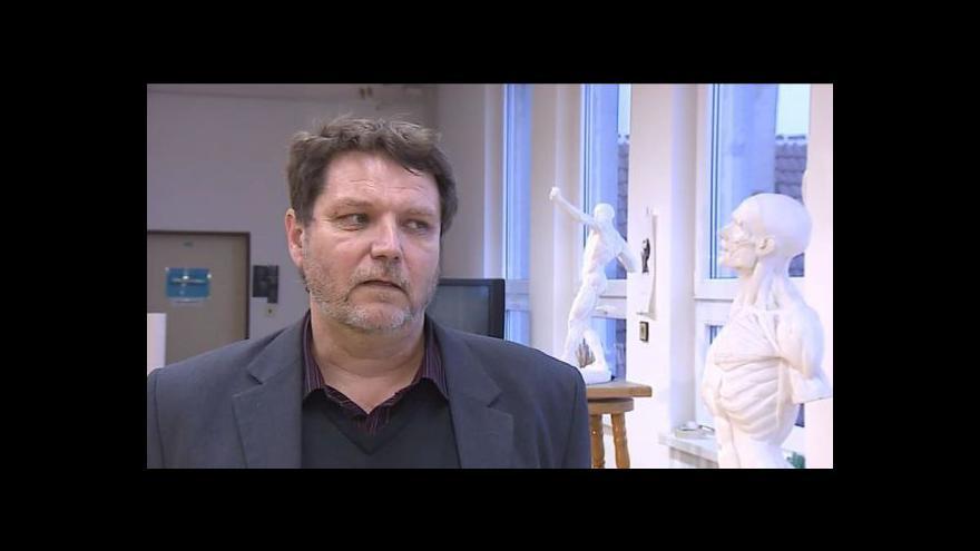 Video Hovoří ředitel školy Ivo Kurz