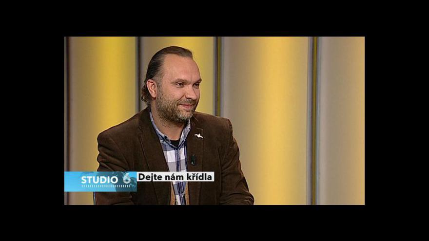 Video Rozhovor s Jakubem Taberym