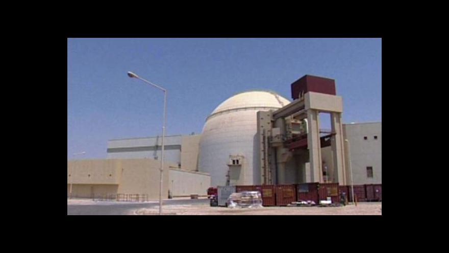 Video Zásoby obohaceného uranu rostou