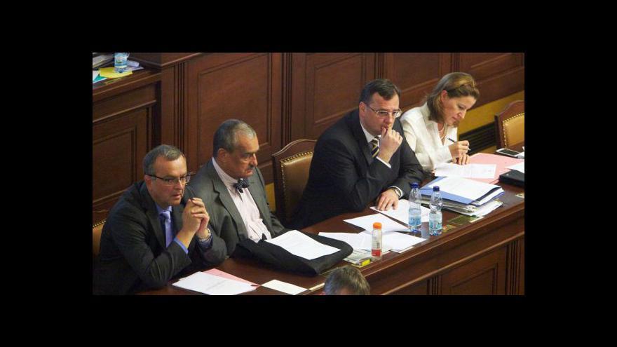 Video Reportáž Vladimíra Keblúška o revizi koaliční smlouvy