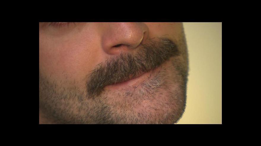 Video Movember míří i do České republiky