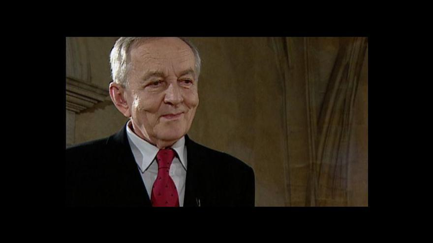 Video Poslední rozloučení s Vladimírem Jiránkem