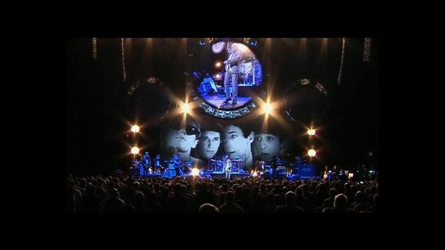 Video The Who vyjeli na turné po USA