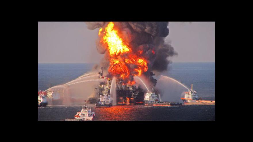 Video BP zaplatí rekordní pokutu