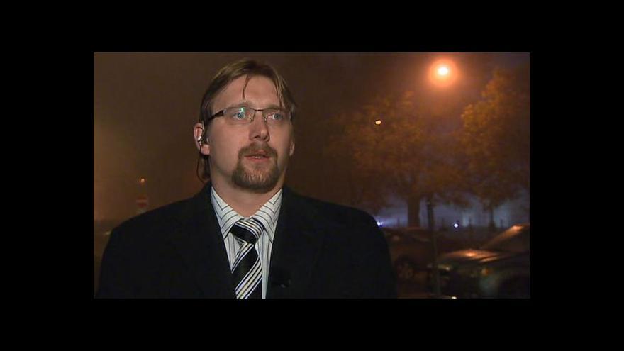 Video Odchod ministra Dobeše tématem Událostí