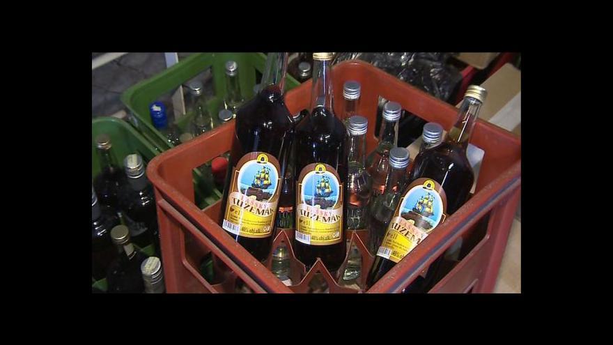 Video Stát a černý trh s alkoholem