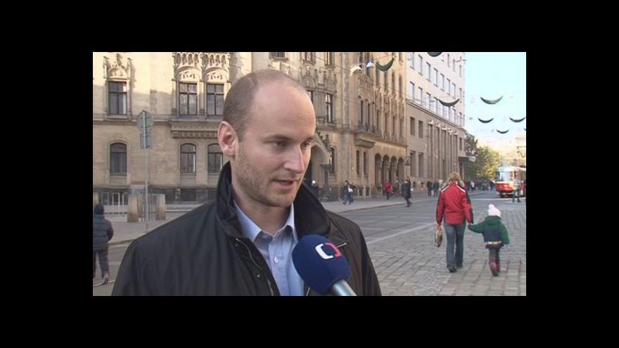 Video Hovoří David Macek (KDU-ČSL)