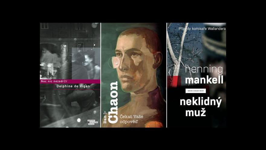 Video Petra Soukupová o knihách