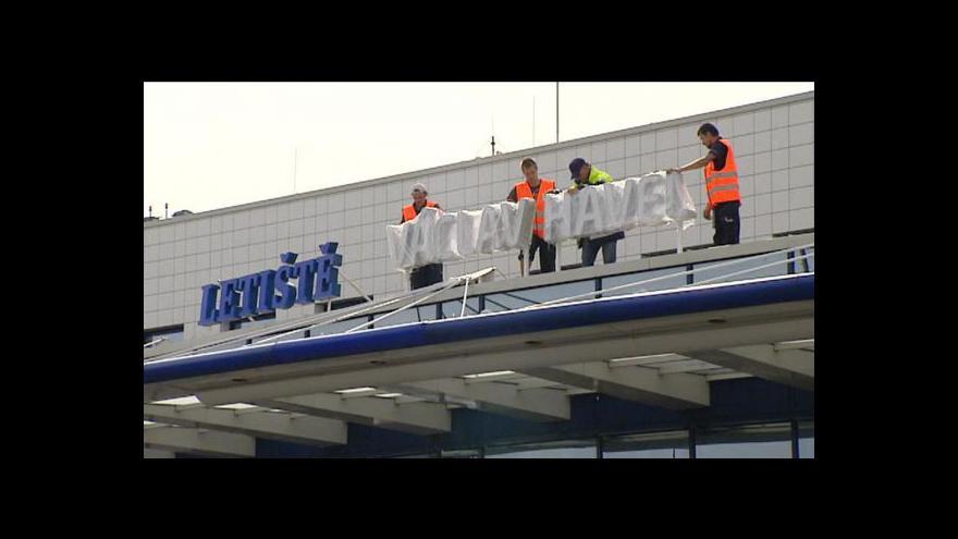 Video Reportáž Terezy Radvákové a Petra Viziny