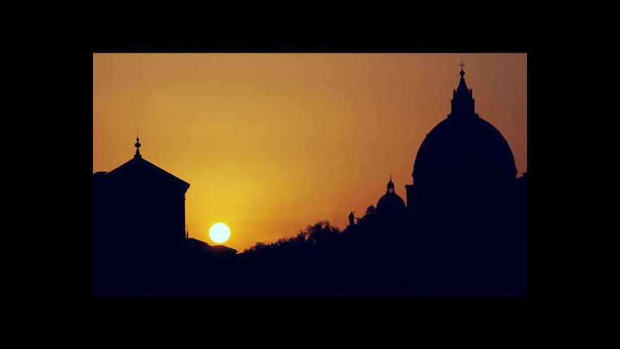 Video Ústavní stížnost na církevní restituce tématem Událostí