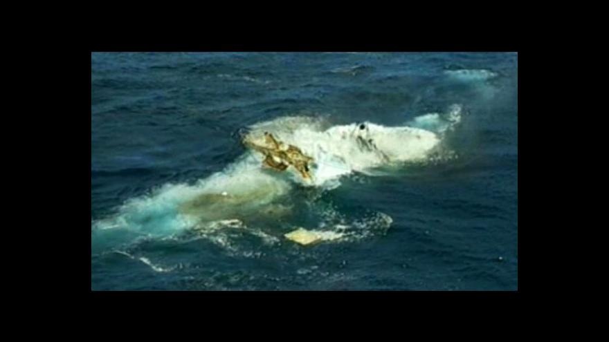 Video Studio 6 k havárii tankeru Prestige