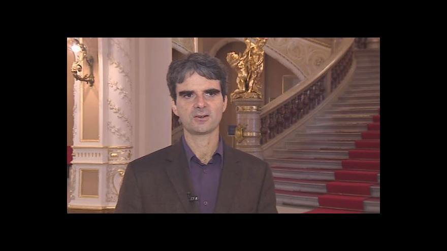 Video Historik Aleš Filip o Mahenově divadle