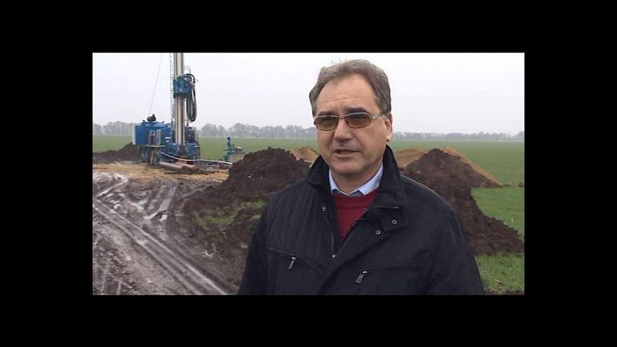Video Hovoří starosta Hrušovan nad Jevišovkou Miroslav Miloš (nez.)