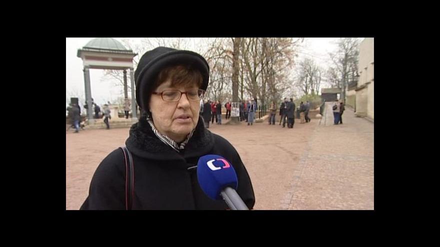Video O parku hovoří zahradní architektka Eva Damcová