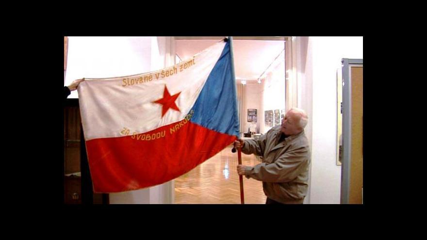 Video Reportáž Tomáše Vlacha o veteránech Brigády Jana Žižky