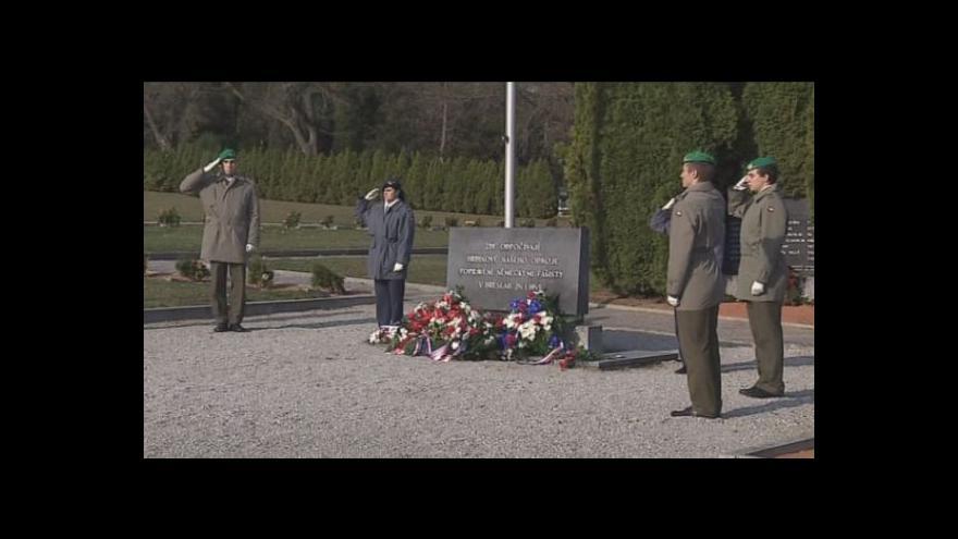 Video NO COMMENT: Vzpomínka na válečné veterány v Brně