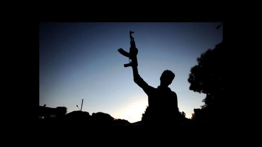 Video Syrská opozice podepsala dohodu