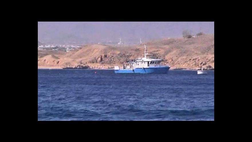 Video V Egyptě začíná hlavní turistická sezona
