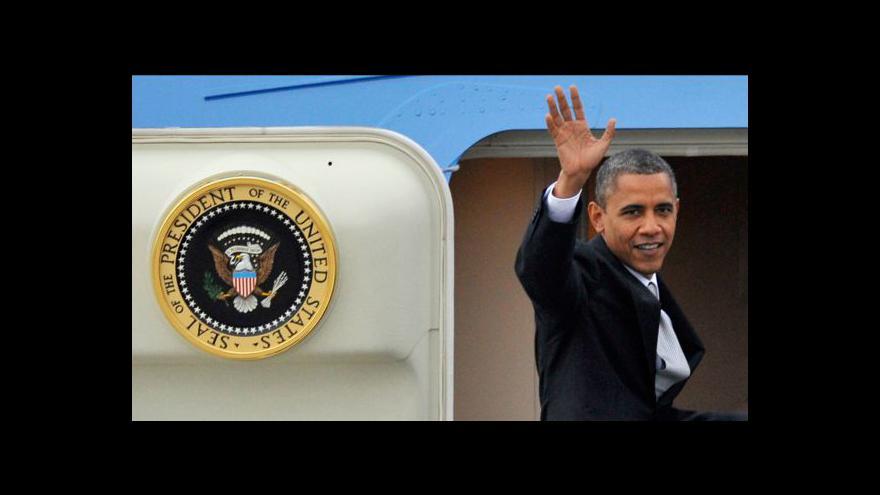 Video Co čeká Baracka Obamu