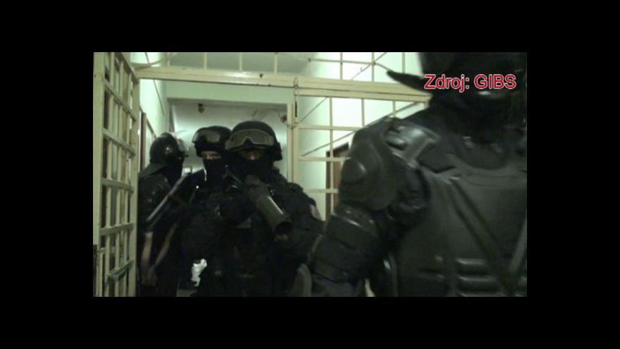 Video Akce Aréna (záběry GIBS)
