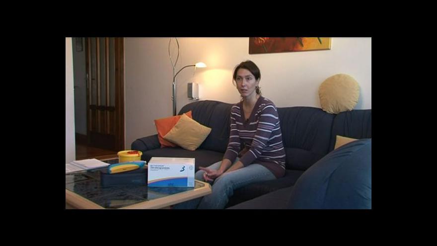 Video Zkušenosti Isabely Ognarové s nákladnou léčbou