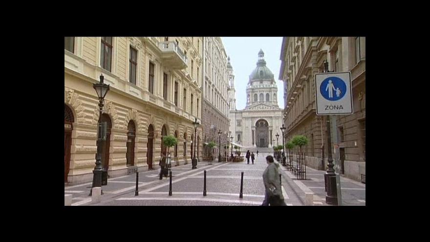 Video Maďarské dluhopisy