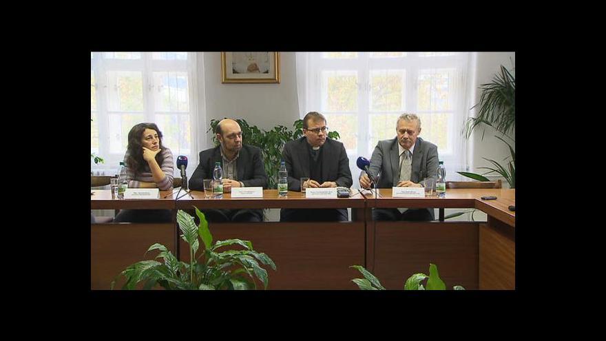 Video Brífink České biskupské konference
