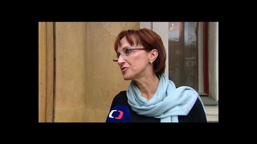 Video Reakce některých ministrů na spekulace o obměně kabinetu