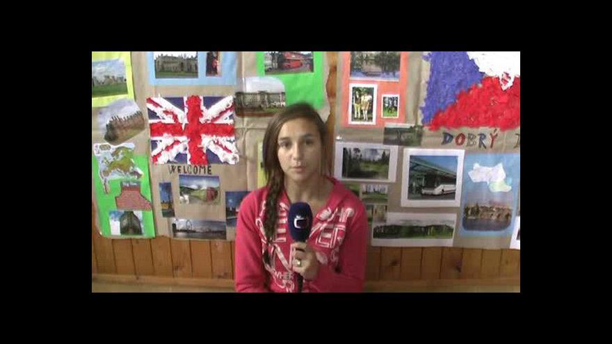 Video Reportáž Nikol Jalůvkové