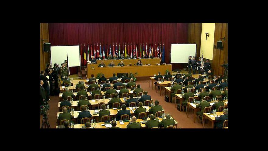 Video Vystoupení prezidenta Klause