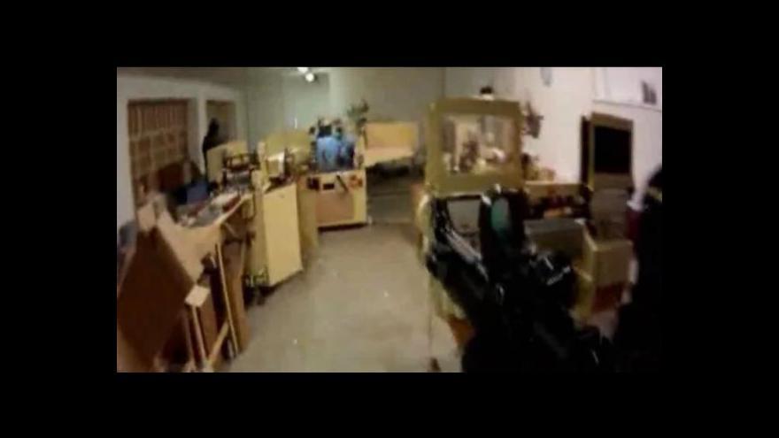 Video Záběry Celní správy ze zátahu proti padělatelům cigaret