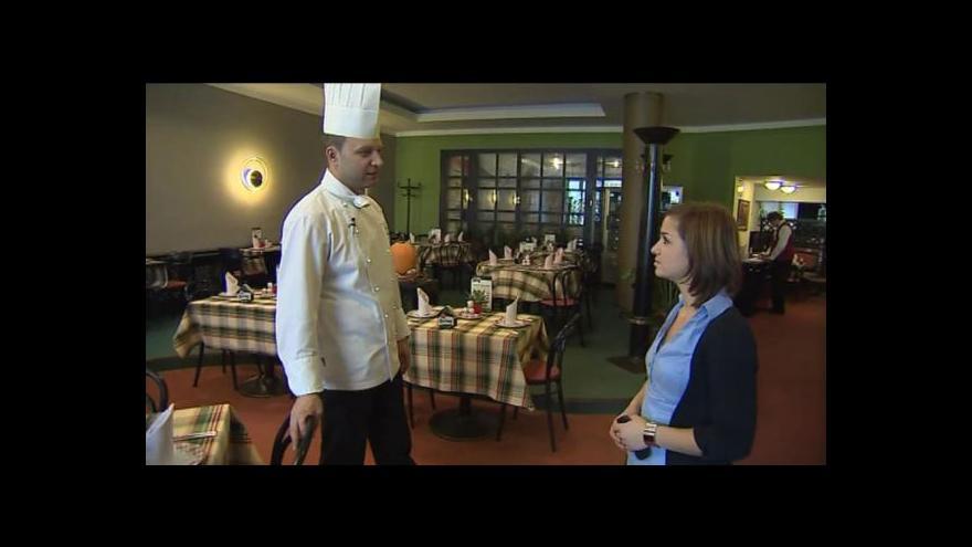 Video Šéfkuchař Miroslav Husák o přípravách hus na svatomartinskou hostinu