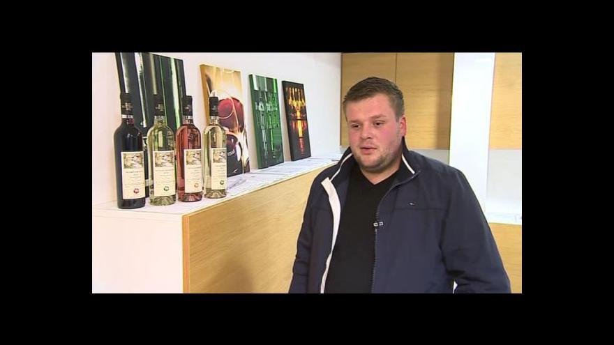 Video Vinař David Mádl o přípravě svatomartinského vína