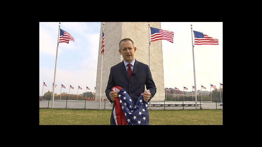 Video Události, komentáře k americkým prezidentským volbám
